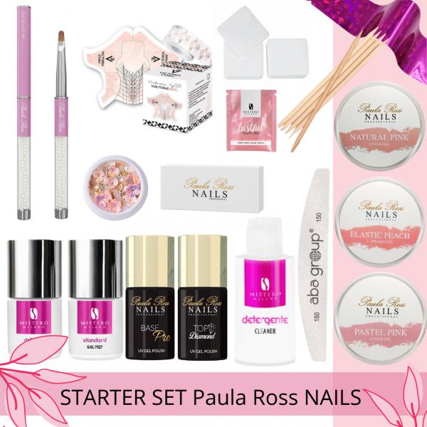 Starter Set GEL Paula Ross NAILS