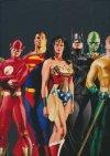 ABSOLUTE JUSTICE LEAGUE THE WORLDS GREATEST SUPER-HEROES HC (BOX) (Oferta ekspozycyjna)