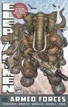 ELEPHANTMEN VOL 00 ARMED FORCES SC (Oferta ekspozycyjna)
