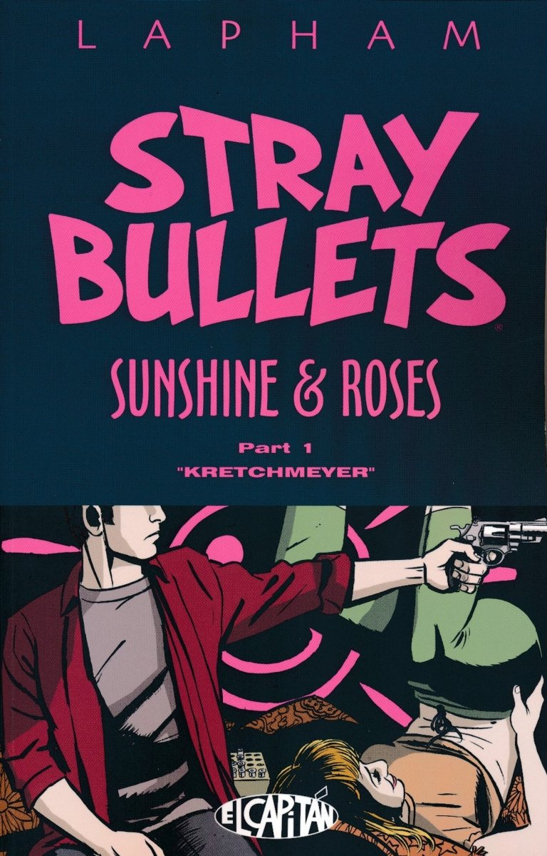 STRAY BULLETS SUNSHINE AND ROSES VOL 01 SC (Oferta ekspozycyjna)