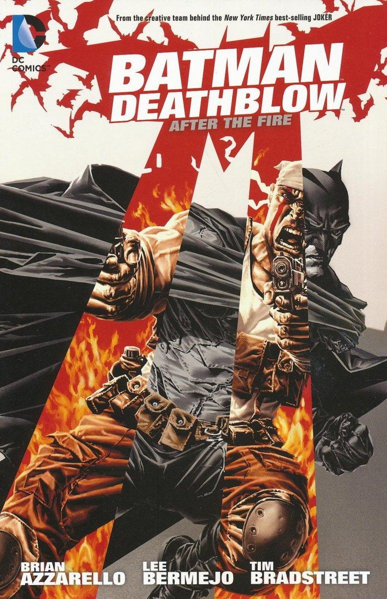 BATMAN DEATHBLOW AFTER THE FIRE SC (2014 EDITION) (Oferta ekspozycyjna)