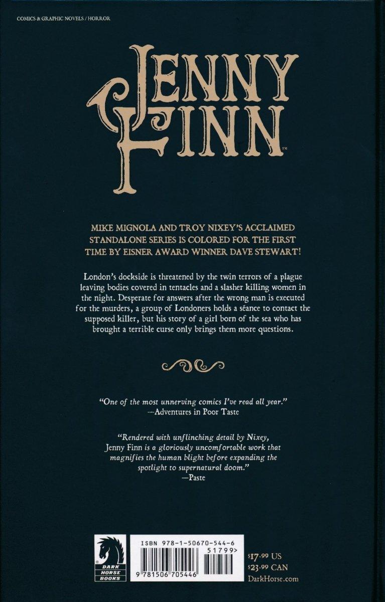 JENNY FINN HC (Oferta ekspozycyjna)