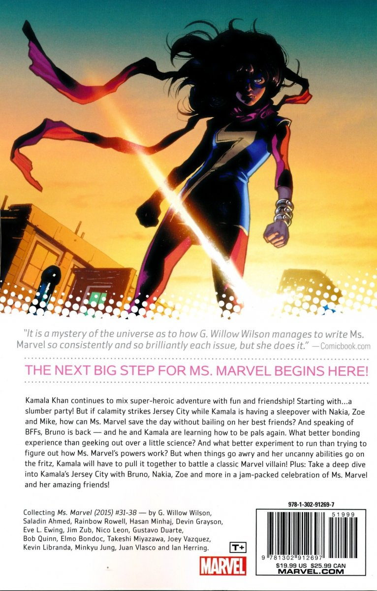 MS MARVEL TP VOL 10 TIME AND AGAIN