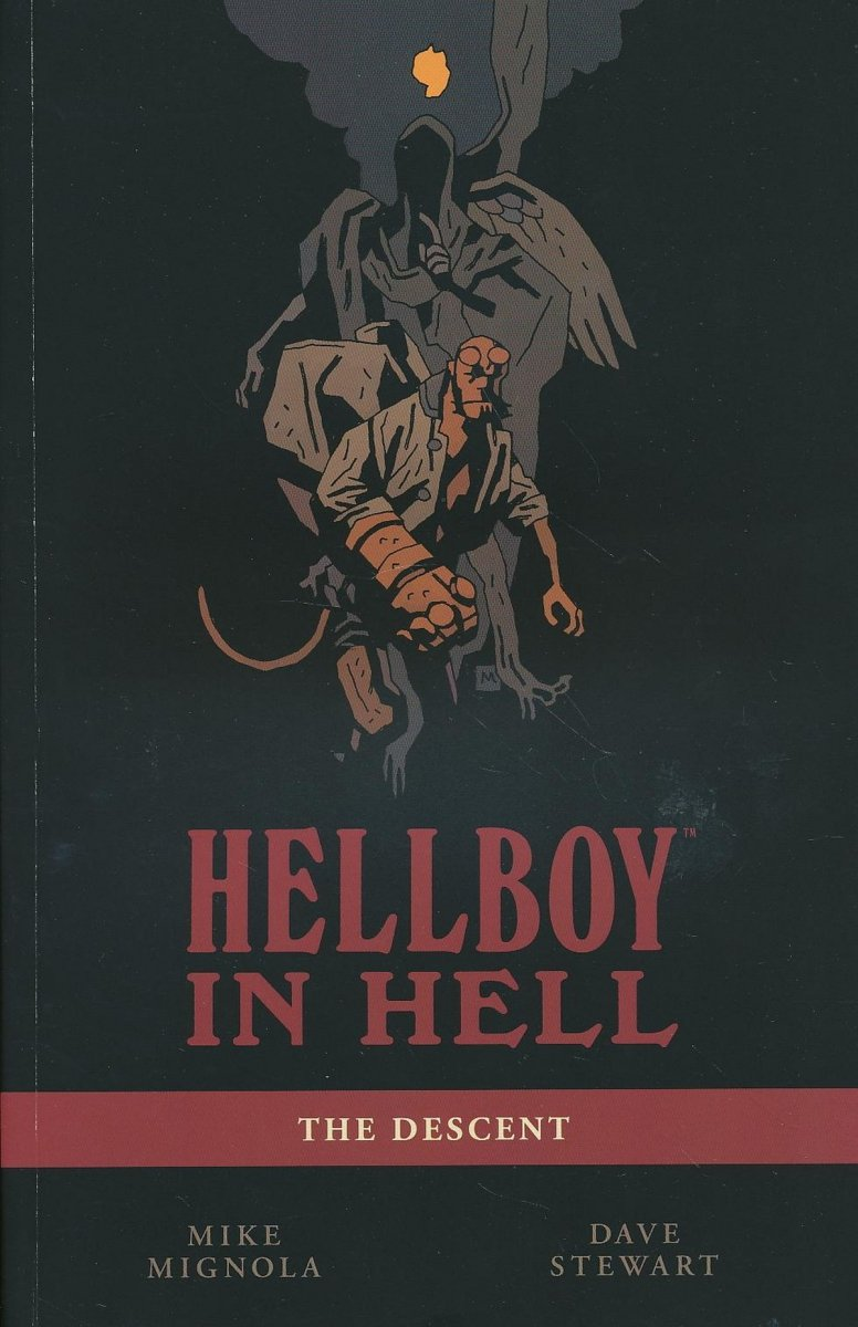 HELLBOY IN HELL TP VOL 01 DESCENT (Oferta ekspozycyjna)