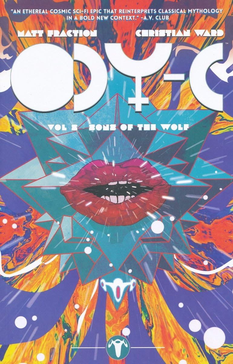 ODY-C VOL 02 SONS OF THE WOLF SC