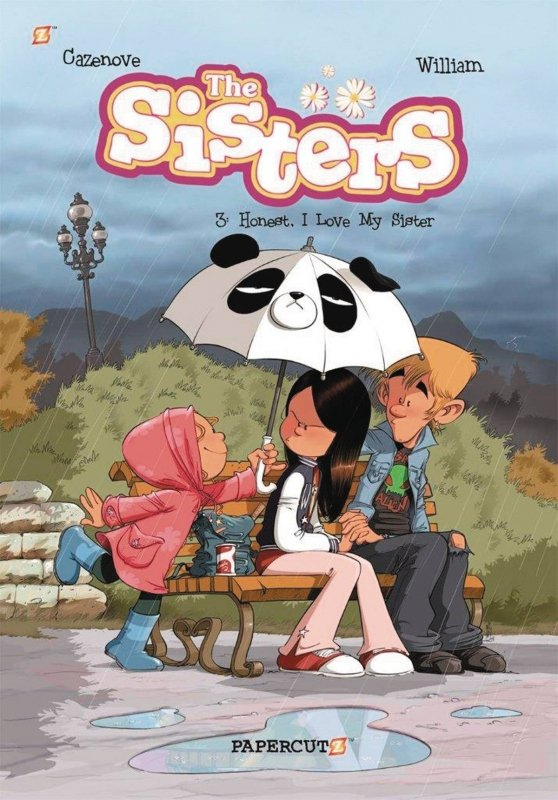 SISTERS HC VOL 03 HONESTLY I LOVE MY SISTER