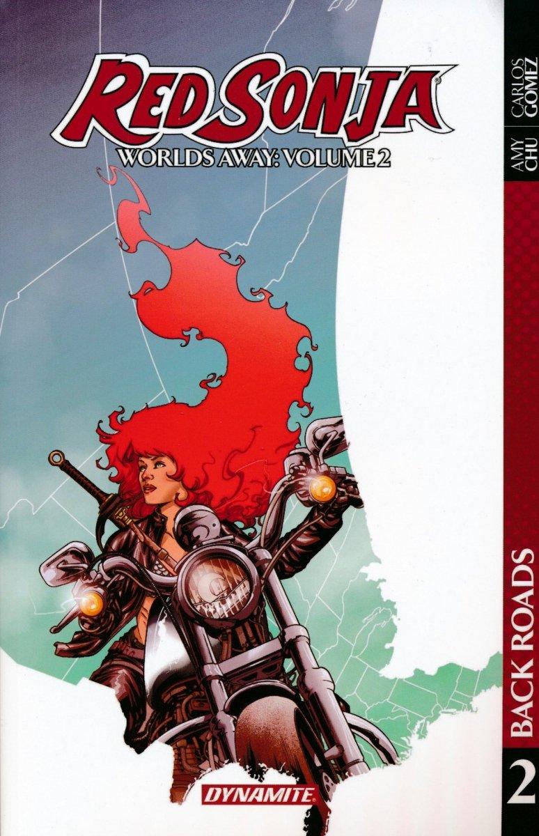 RED SONJA WORLDS AWAY TP VOL 02 (Oferta ekspozycyjna)