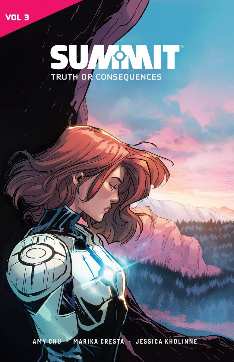 CATALYST PRIME SUMMIT TP VOL 03 TRUTH CONSEQUENCES