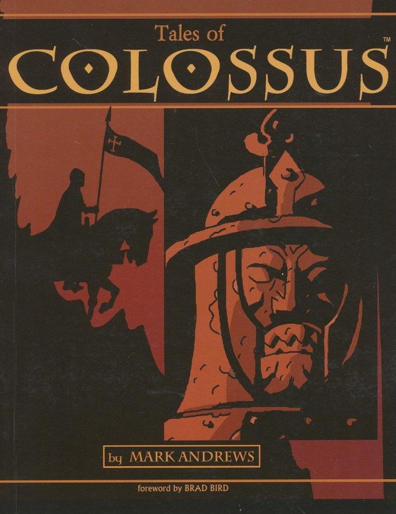 TALES OF COLOSSUS VOL 01 SC (Oferta ekspozycyjna)