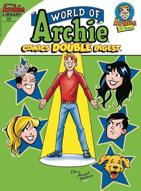 WORLD OF ARCHIE DOUBLE DIGEST #61