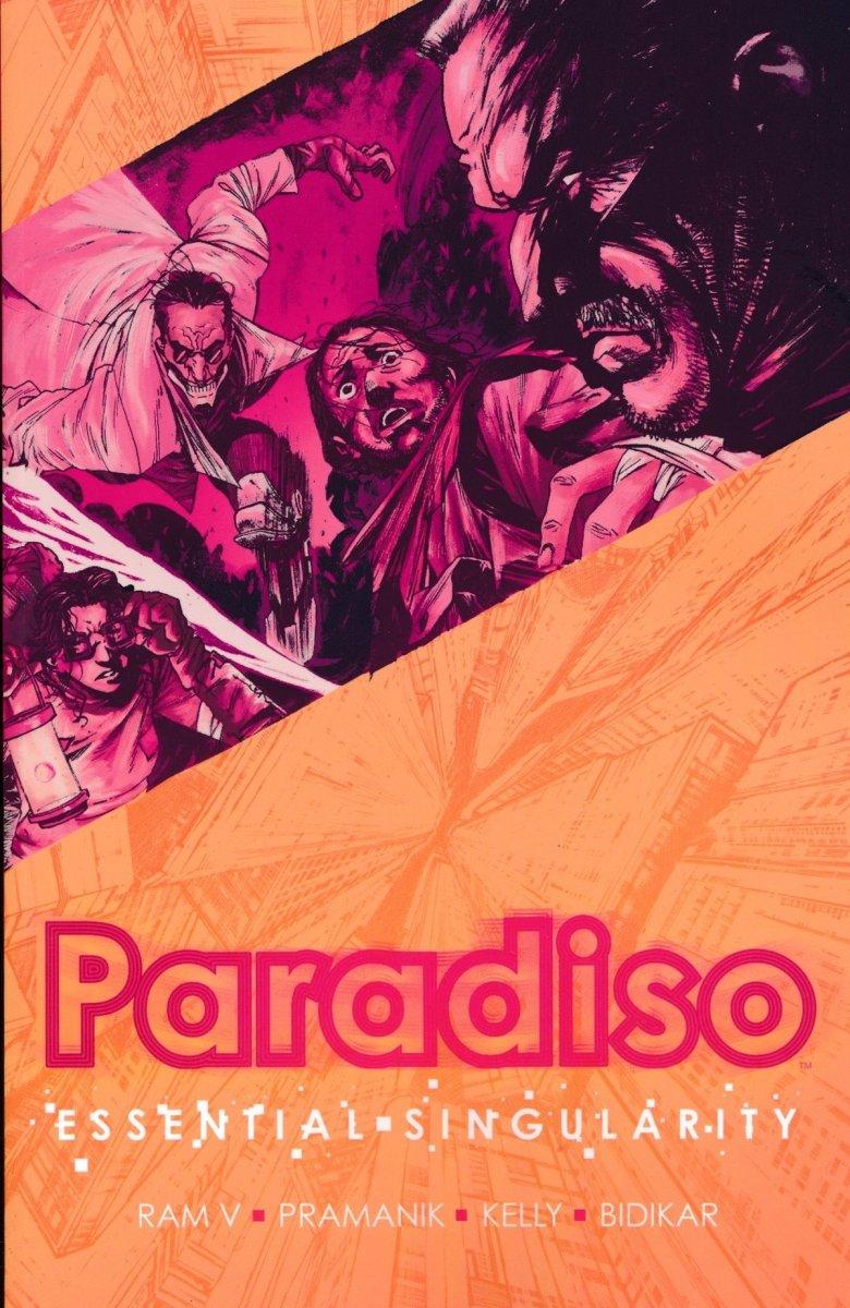 PARADISO VOL 01 SC (STANDARD COVER) (Oferta ekspozycyjna)