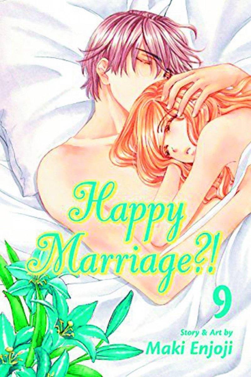 HAPPY MARRIAGE GN VOL 09