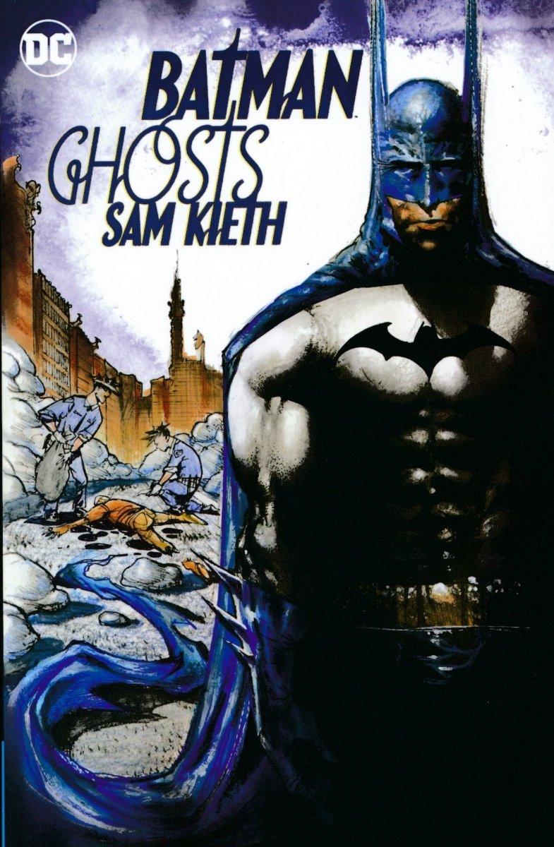 BATMAN GHOSTS SC (Oferta ekspozycyjna)