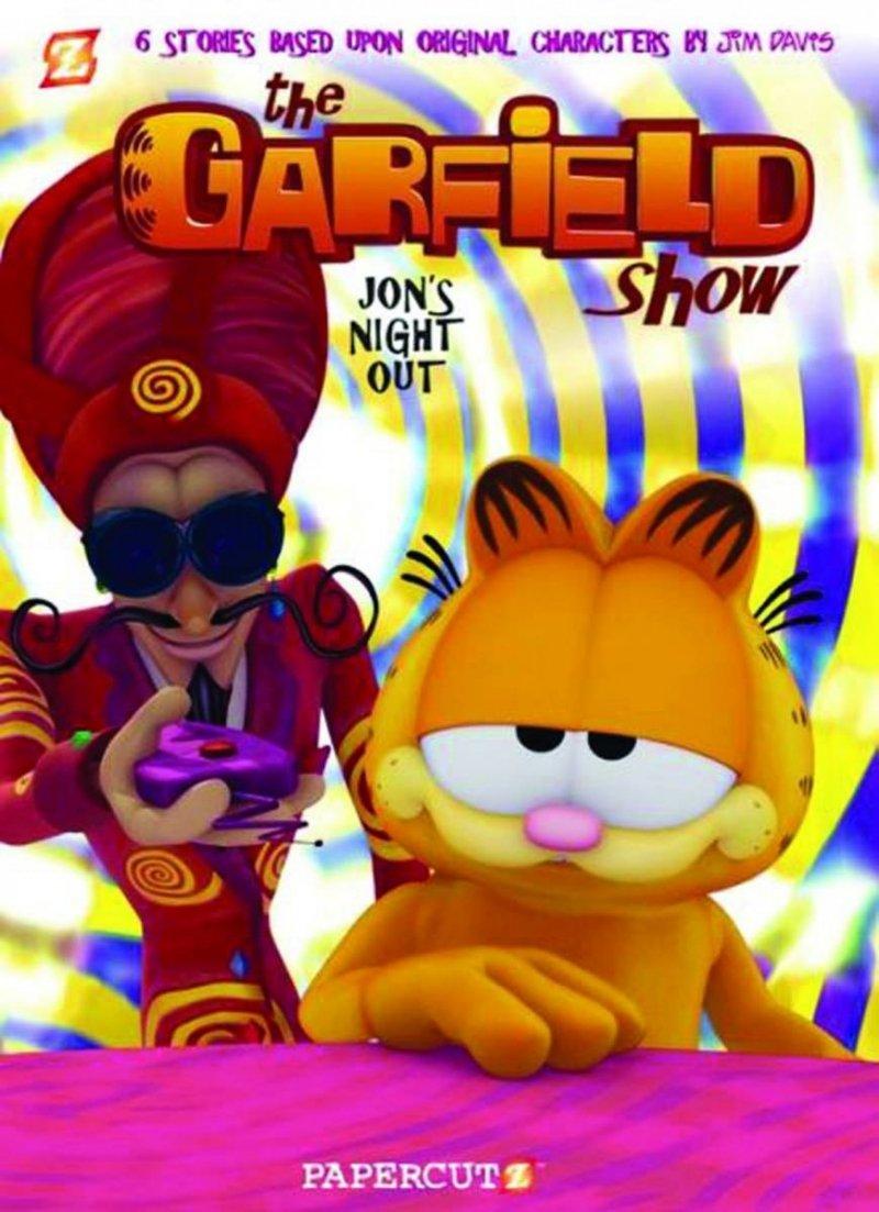 GARFIELD SHOW GN VOL 02 JONS NIGHT OUT