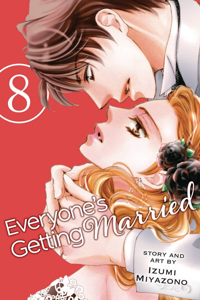 EVERYONES GETTING MARRIED GN VOL 08