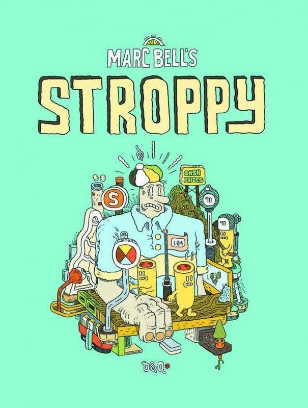 STROPPY HC