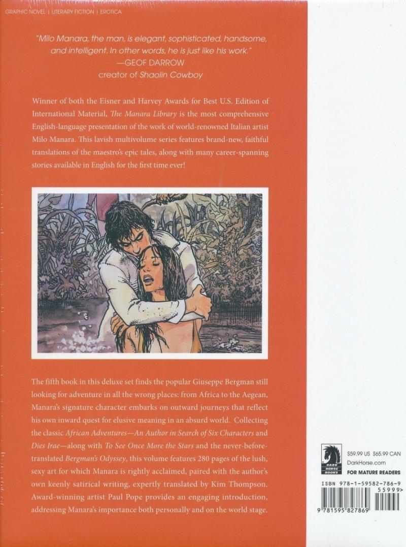 MANARA LIBRARY HC VOL 05 (Oferta ekspozycyjna)