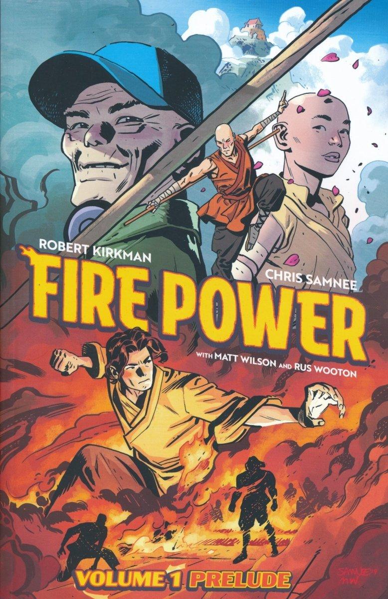 FIRE POWER VOL 01 PRELUDE SC (Oferta ekspozycyjna)