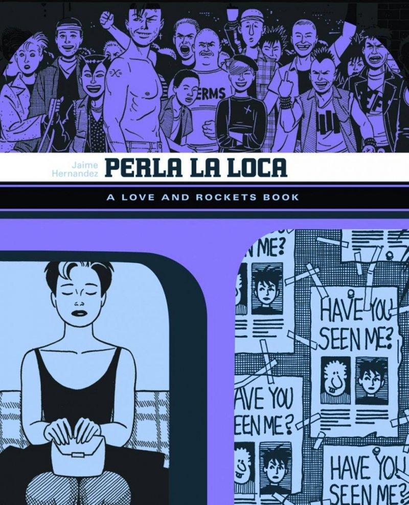 LOVE & ROCKETS LIBRARY JAIME GN VOL 03 PERLA LA LOCA