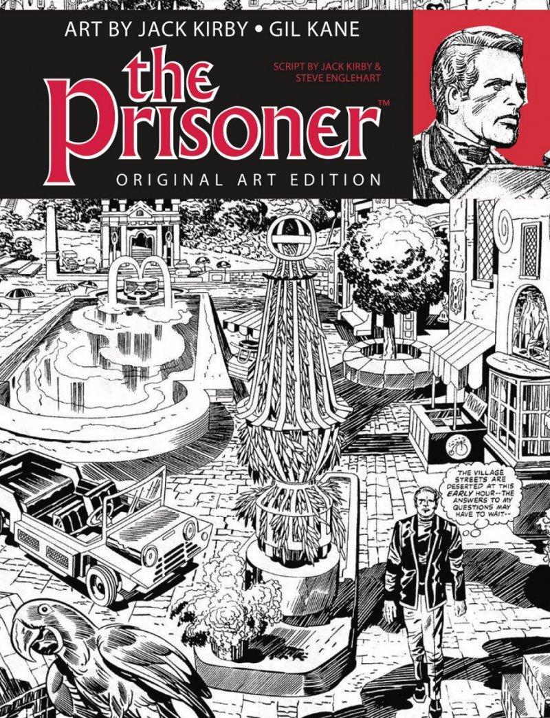 PRISONER ORIGINAL ART EDITION HC (Oferta ekspozycyjna)