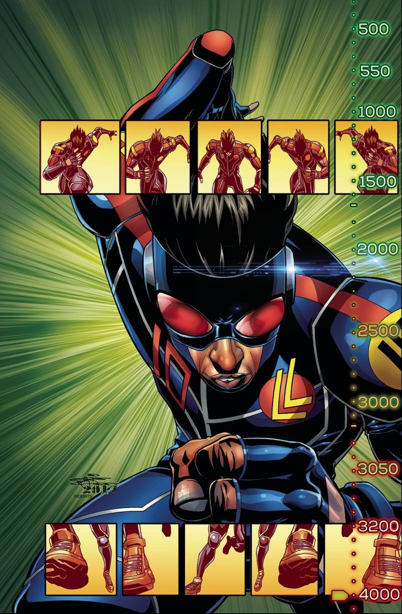 CATALYST PRIME ACCELL VOL 2 #1