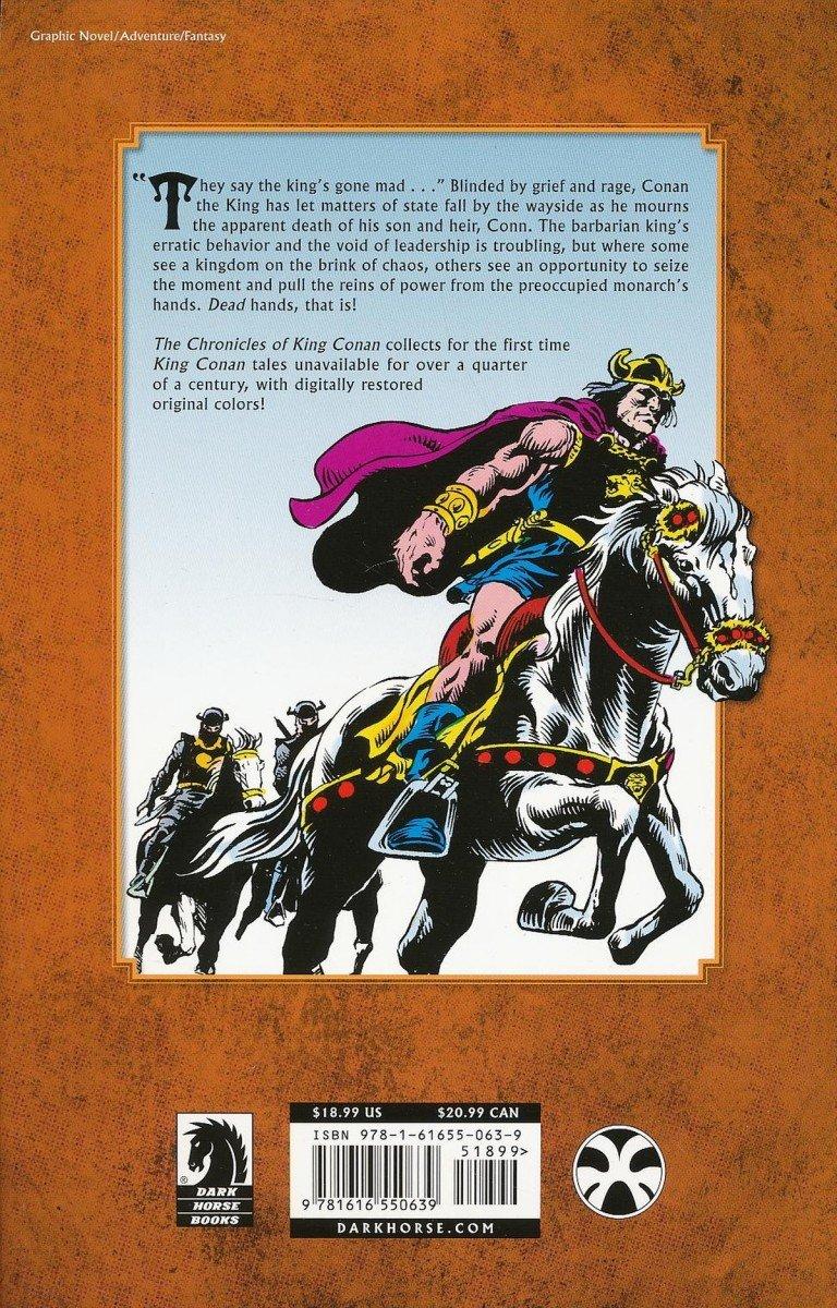 CHRONICLES OF KING CONAN TP VOL 05 BLACK DRAGONS (Oferta ekspozycyjna)