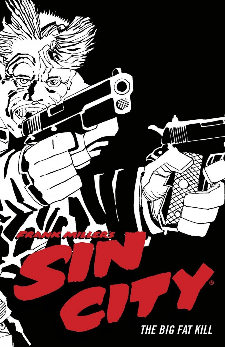 SIN CITY DLX HC VOL 03 THE BIG FAT KILL (4TH ED)