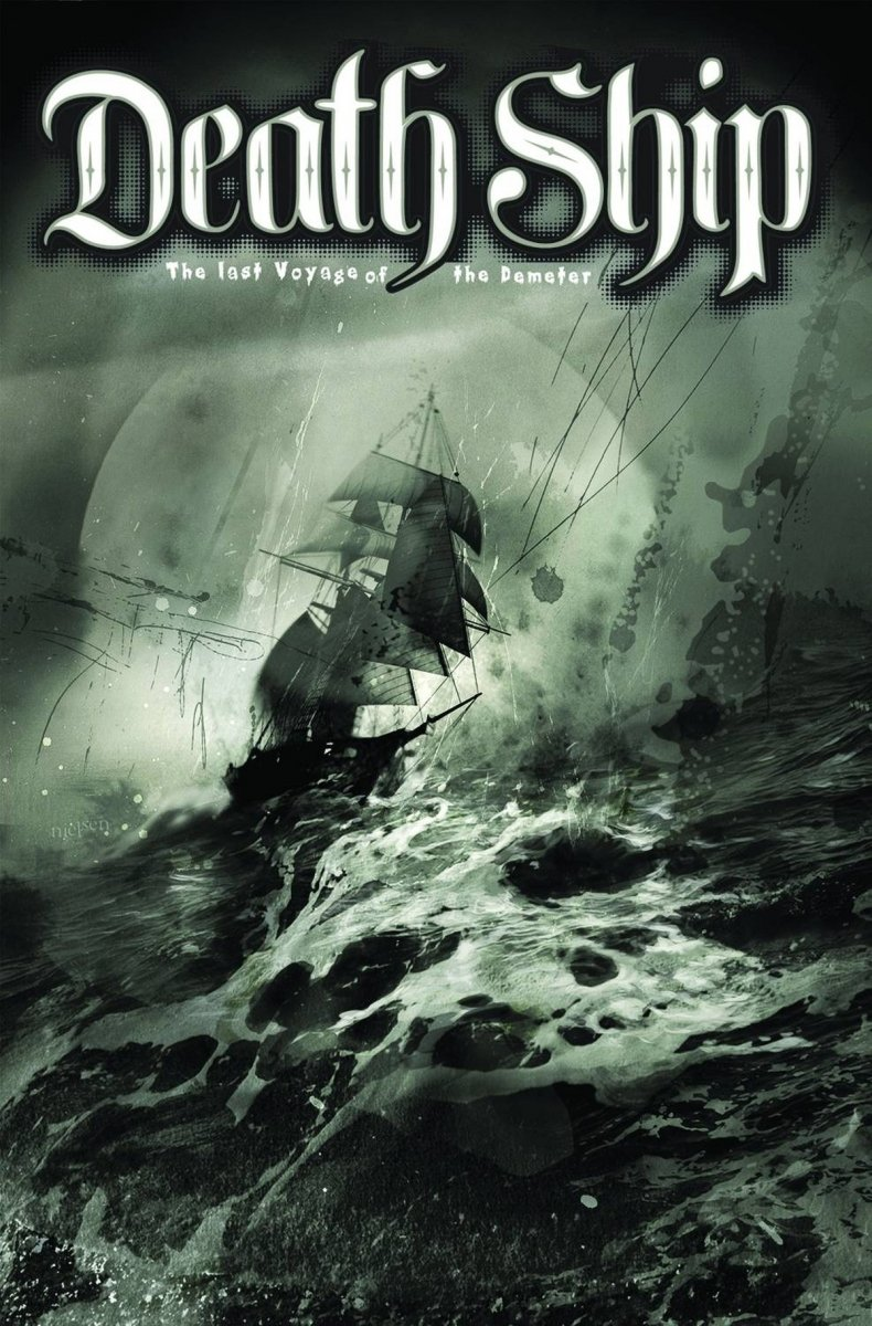 BRAM STOKERS DEATH SHIP TP