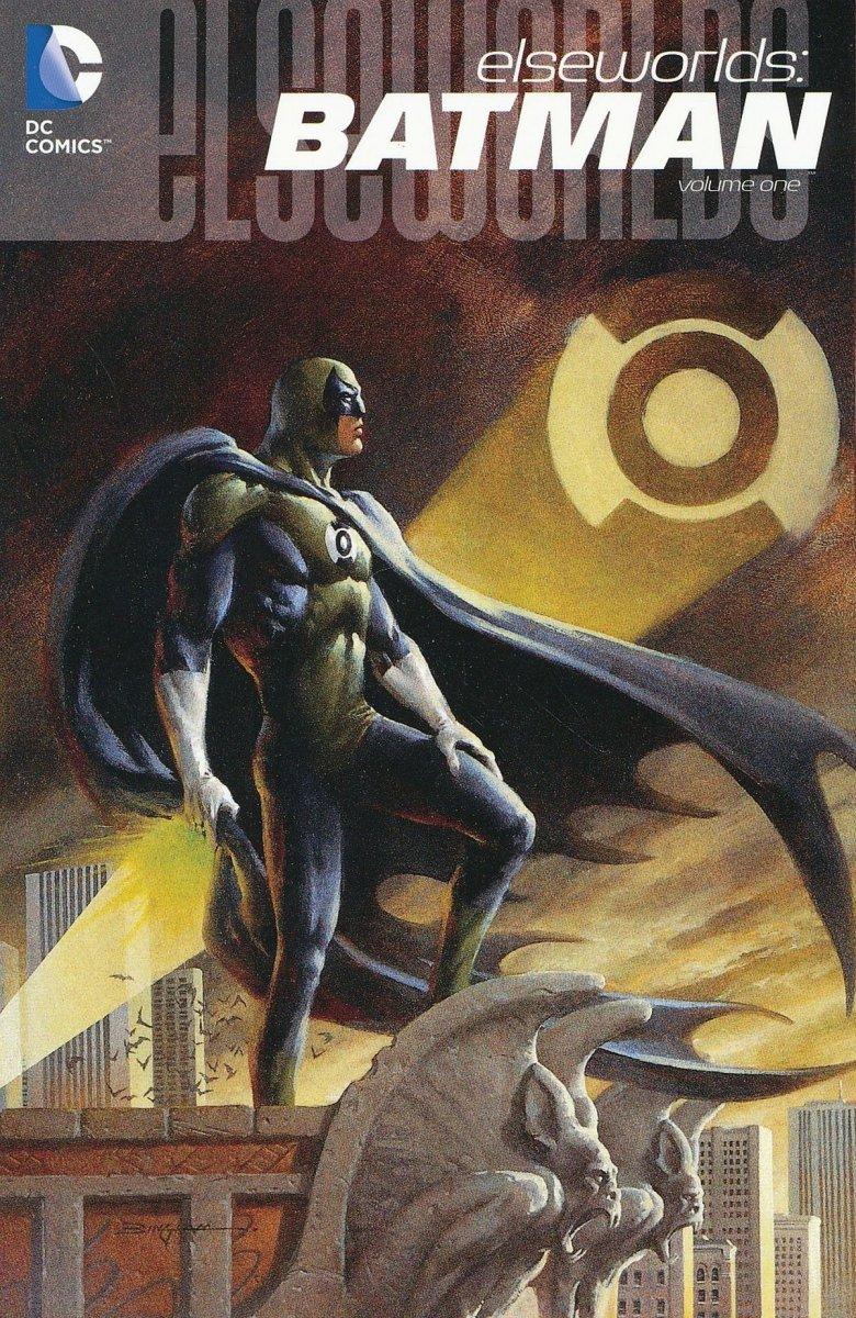 ELSEWORLDS BATMAN VOL 01 SC (Oferta ekspozycyjna)