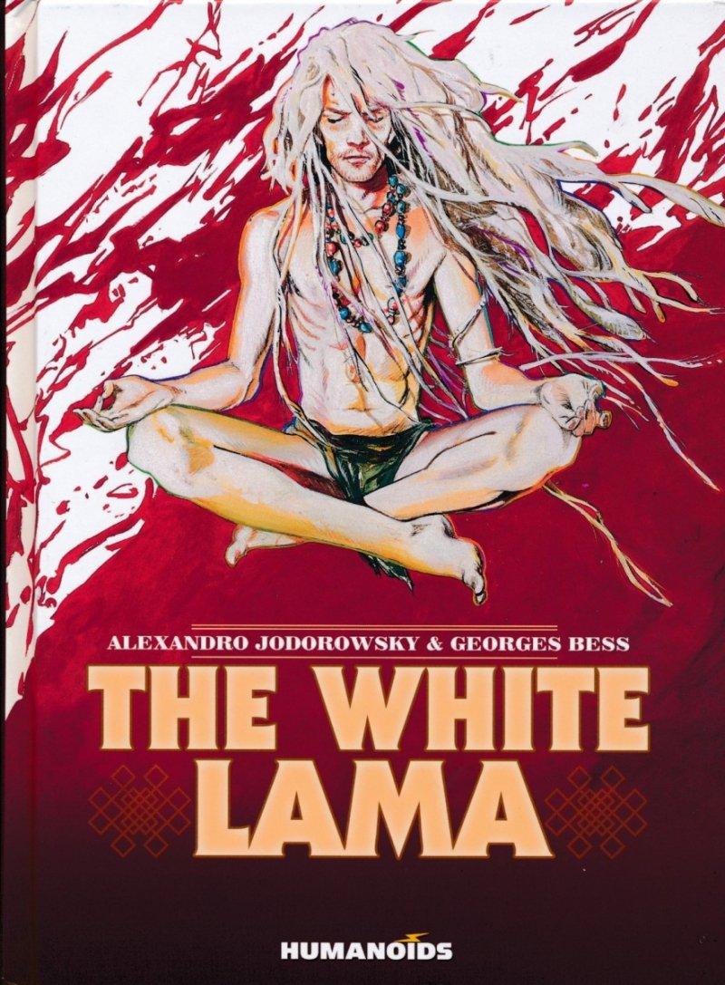WHITE LAMA HC (Oferta ekspozycyjna)