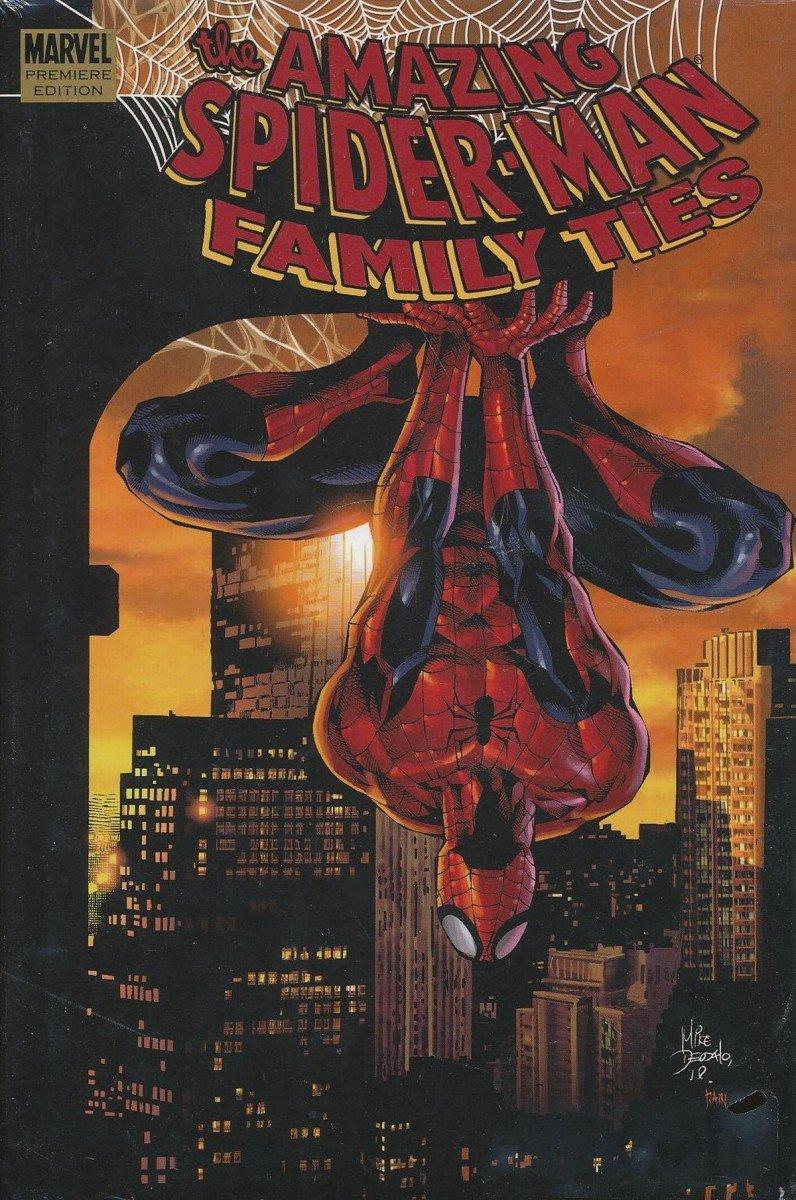 SPIDER-MAN FAMILY TIES PREM HC (Oferta ekspozycyjna)