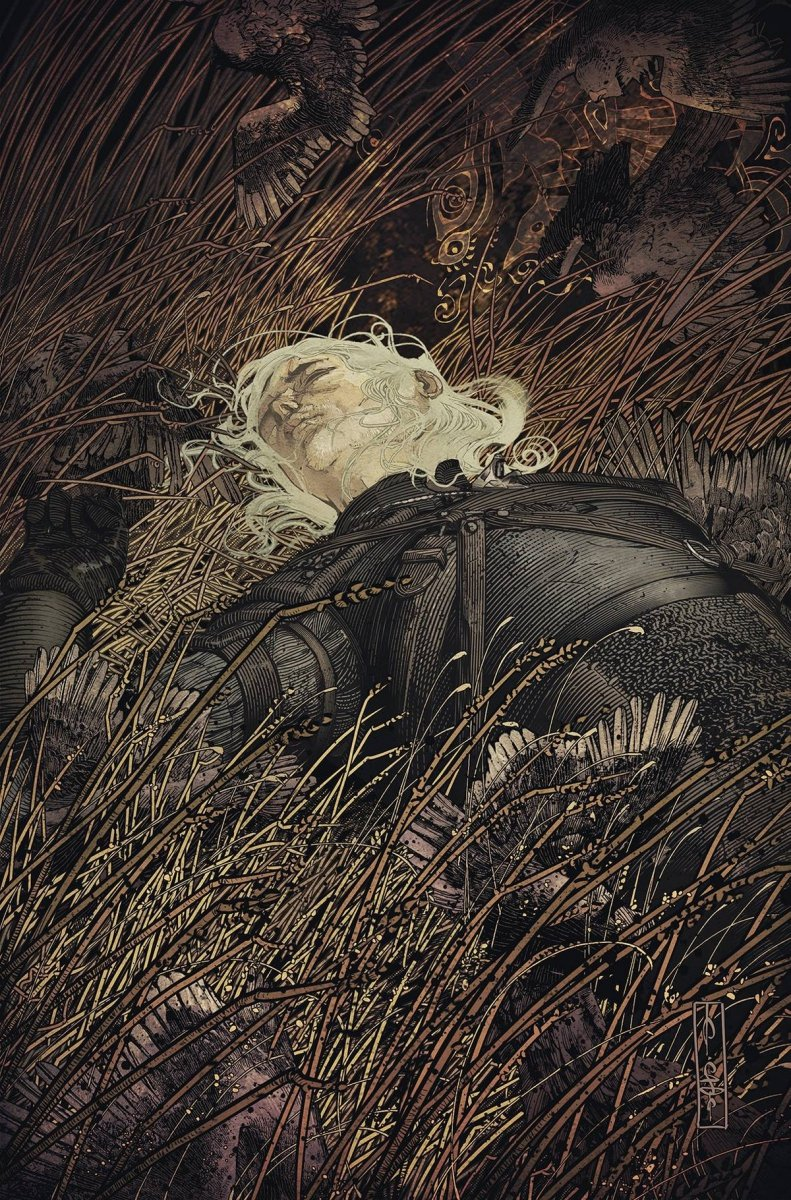 WITCHER FADING MEMORIES #2 CVR A CAGLE