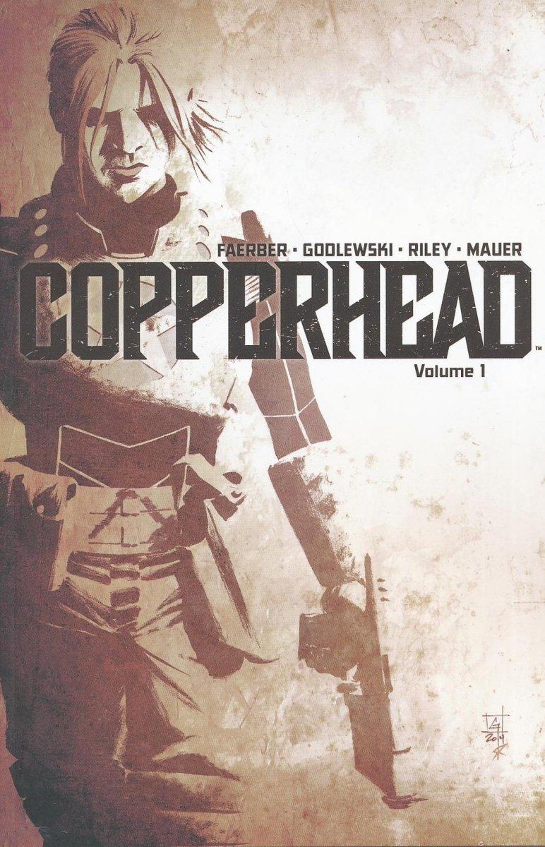 COPPERHEAD VOL 01 SC (Oferta ekspozycyjna)