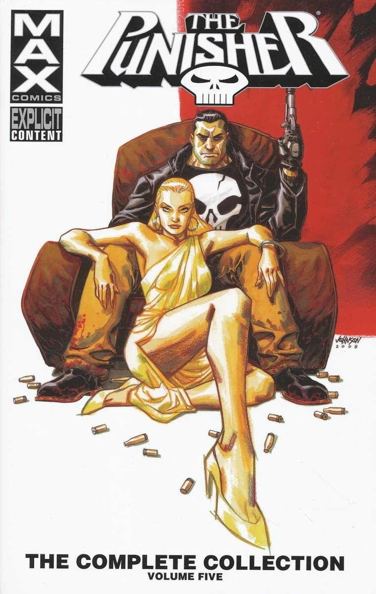 PUNISHER MAX TP COMPLETE COLLECTION VOL 05