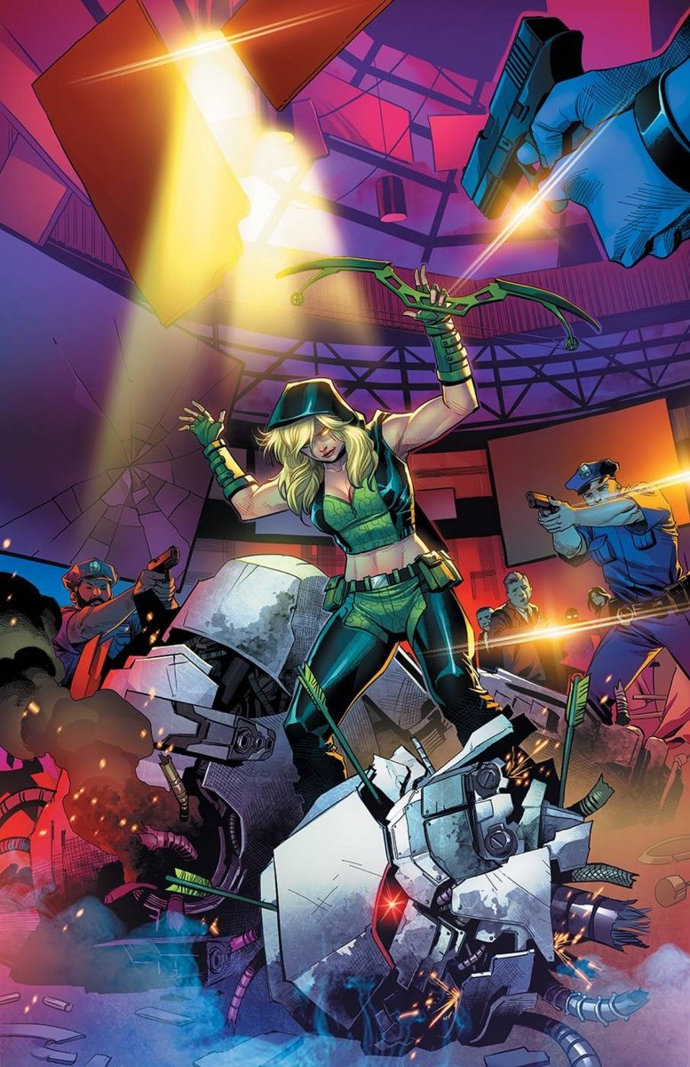 ROBYN HOOD JUSTICE #6 CVR D COCCOLO