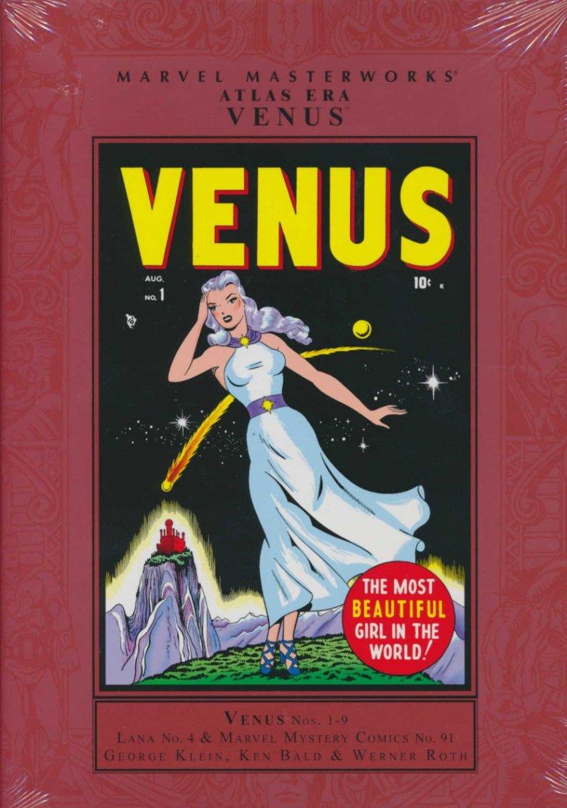 MMW ATLAS ERA VENUS HC VOL 01 (Oferta ekspozycyjna)