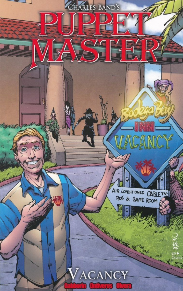 PUPPET MASTER VOL 05 VACANCY SC