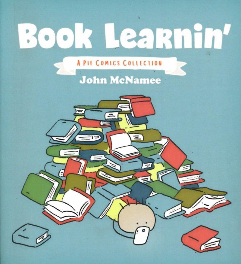 BOOK LEARNIN PIE COMICS COLL GN (Oferta ekspozycyjna)