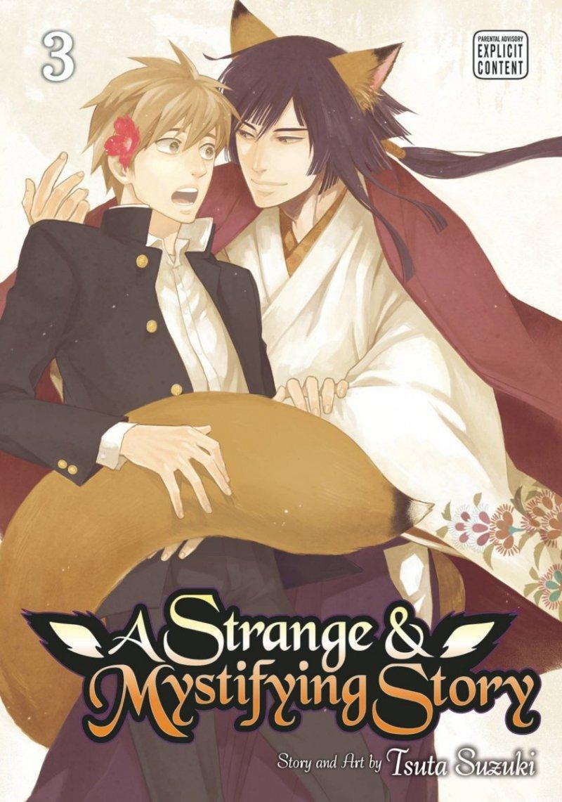 STRANGE & MYSTIFYING STORY GN VOL 03