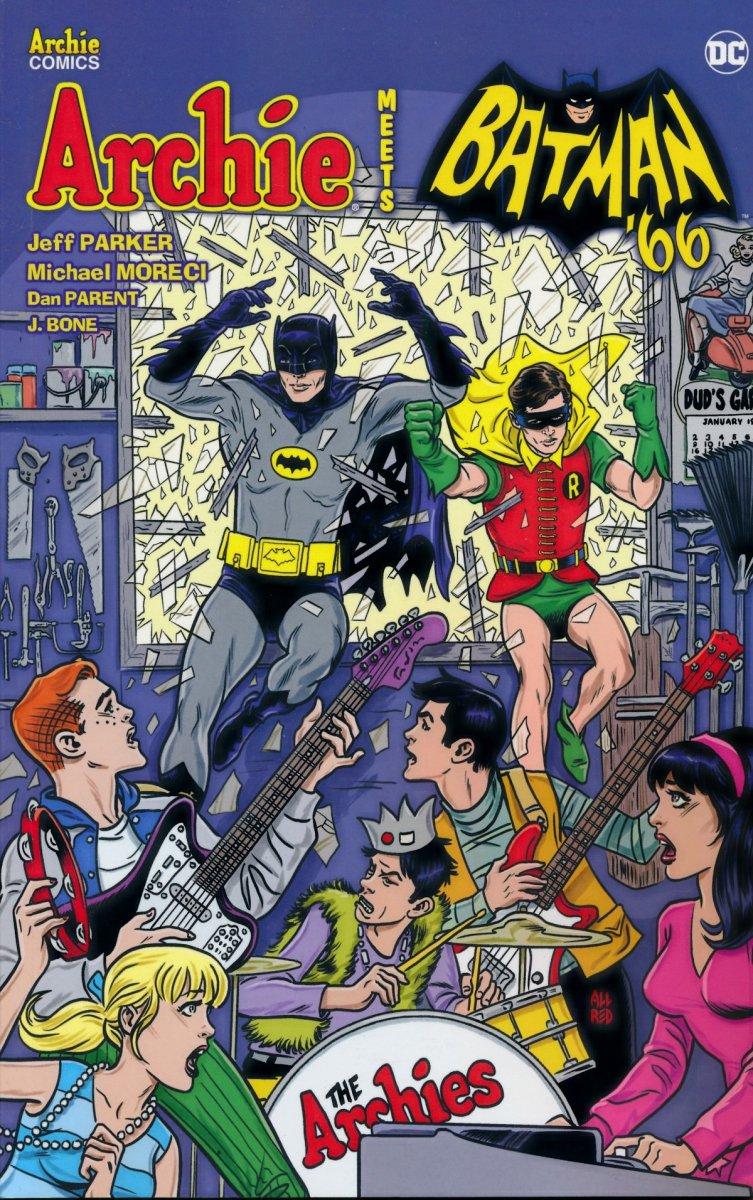 ARCHIE MEETS BATMAN 66 TP (Oferta ekspozycyjna)