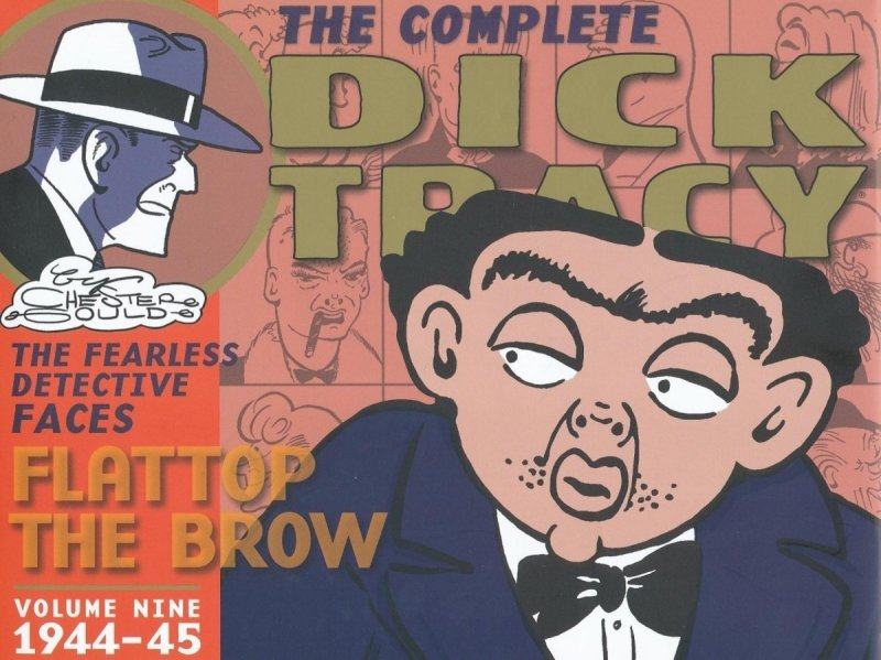 COMPLETE CHESTER GOULD DICK TRACY HC VOL 09