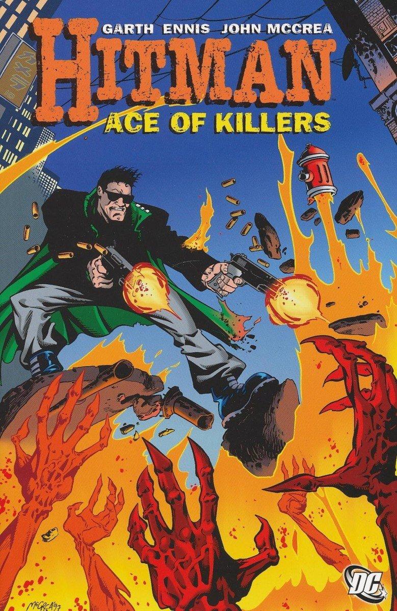 HITMAN VOL 04 ACE OF KILLERS SC (Oferta ekspozycyjna)
