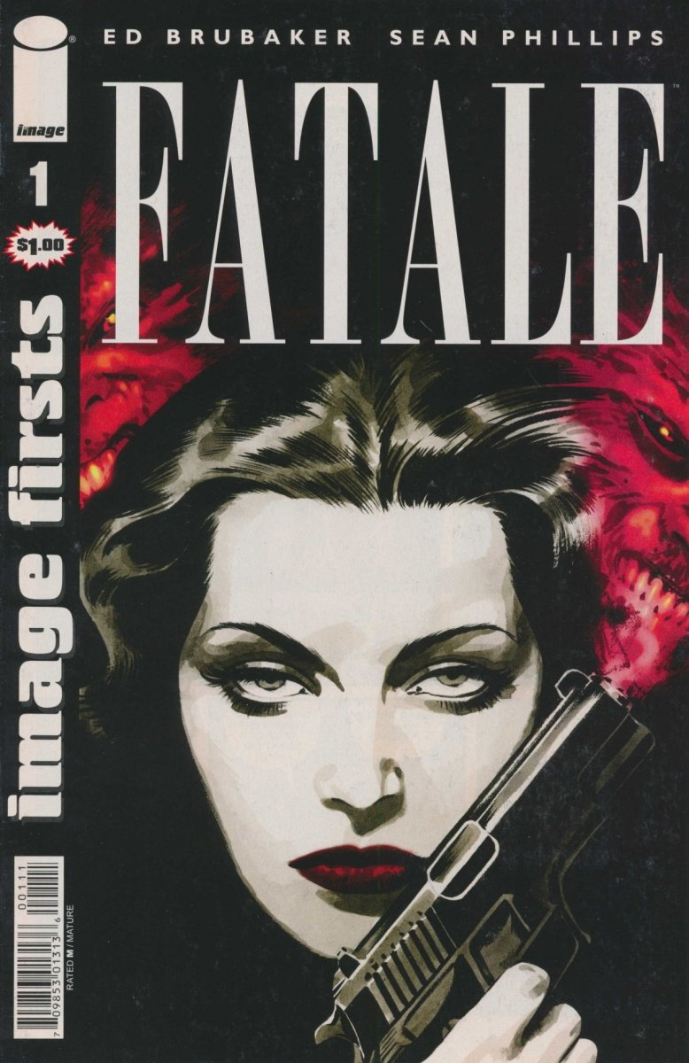 IMAGE FIRSTS FATALE CURR PTG #1