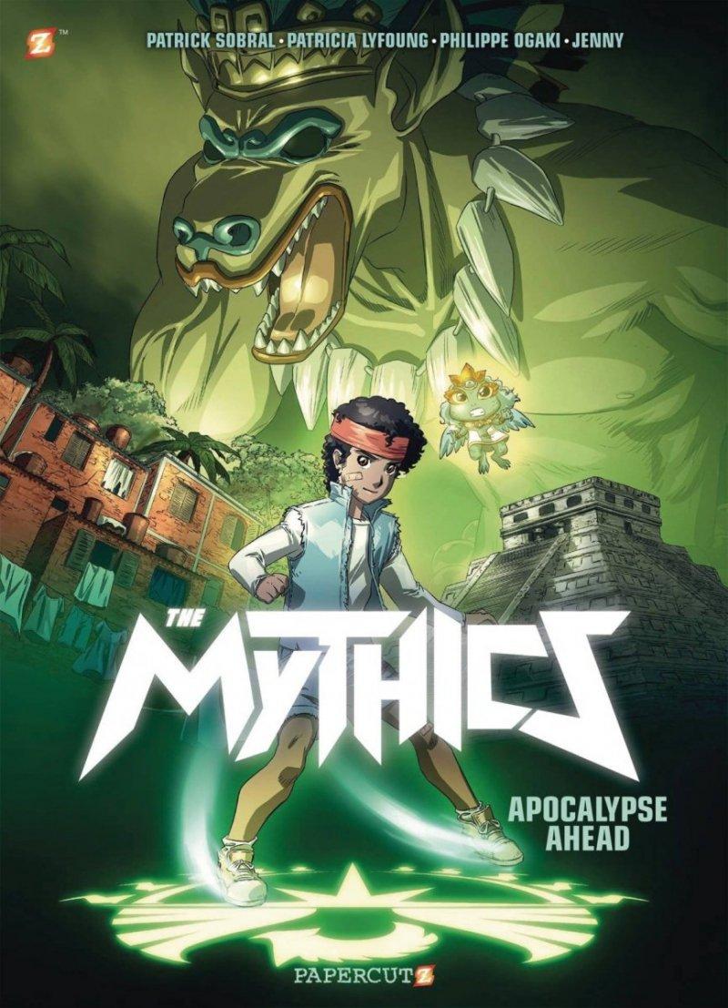 MYTHICS GN VOL 02 APOCALYPSE AHEAD