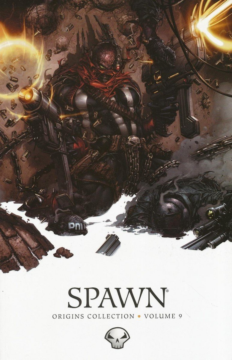 SPAWN ORIGINS COLLECTION VOL 09 SC