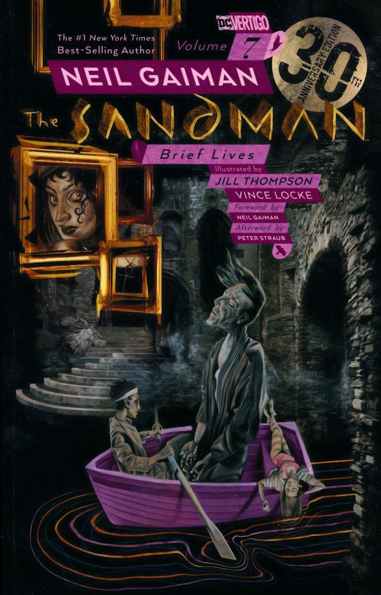 SANDMAN VOL 07 BRIEF LIVES SC (NEW EDITION) (Oferta ekspozycyjna)