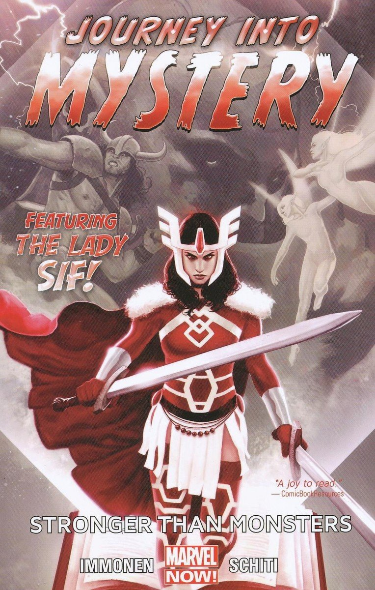 JIM FEATURING SIF TP VOL 01 STRONGER THAN MONSTERS NOW (Oferta ekspozycyjna)