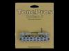 Mostek tune-o-matic 7str TONEPROS TP7 6,3mm (CR)