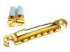 Aluminiowy zaczep strun GOTOH GE101A (GD)