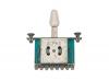 Przełącznik ślizgowy 5-pozycyjny ALPHA (WH)